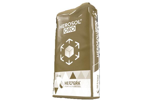 Fertilizante sólido Herosol® Oro